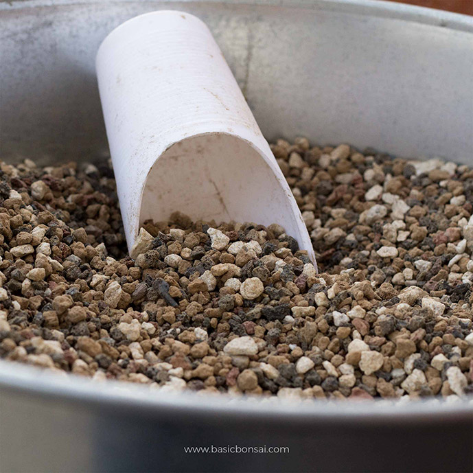 Bonsai Soil with Scoop