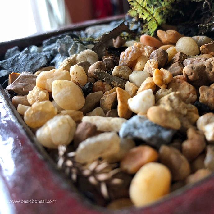 Decorative Rocks on Malsai